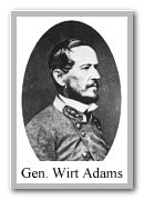 Brigadier William Wirt Adams