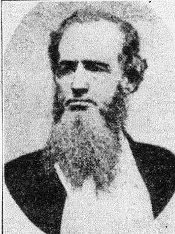 Brigadier General Samuel Johnson Gholson
