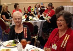 Food, Friends, and Fun at MS-Division Convention in Jackson, MS
