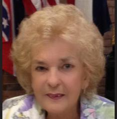 Kay Henry, MS Division VP (deceased) at District I Mtg April 2015