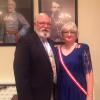 Ex MS Division President Janice Strohm and husband Larry MS Division Convention September 2016 Greenwood, MS